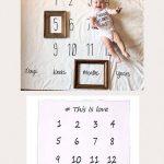 newborn-photography-prop-baby-calendar