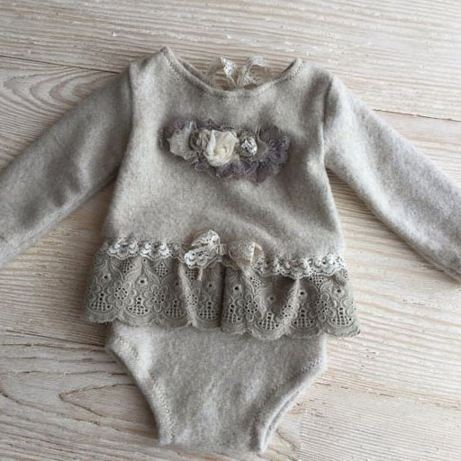 Newborn Bodysuit for Girl