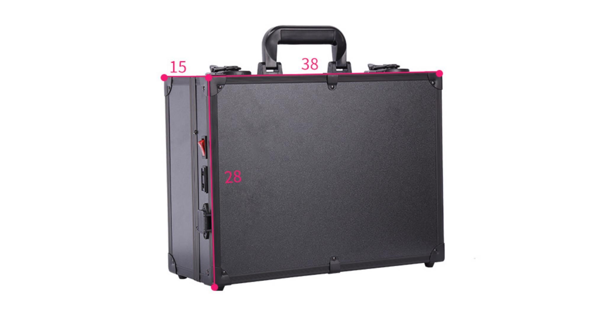 Makeup case dimensions